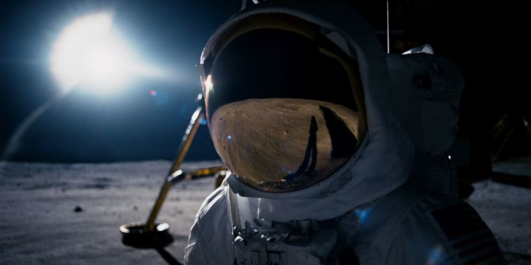 First Guy is a premium film about America's a lot of revered astronaut