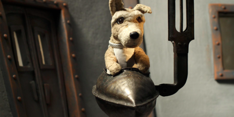 Laika: Forget historical disaster, this very first area pet conserves alien worlds