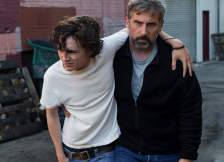 Steve Carell and Timothée Chalamet scored Amazon its finest opening weekend ever with 'Gorgeous Young Boy'