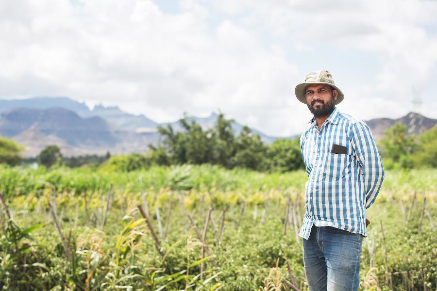 This StartupBuilt A Bonanza Of Crop Data By Putting A.I. In The Hands Of Indian Farmers