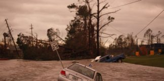 """Verizon fiber suffered """"unmatched"""" damage from Cyclone Michael"""