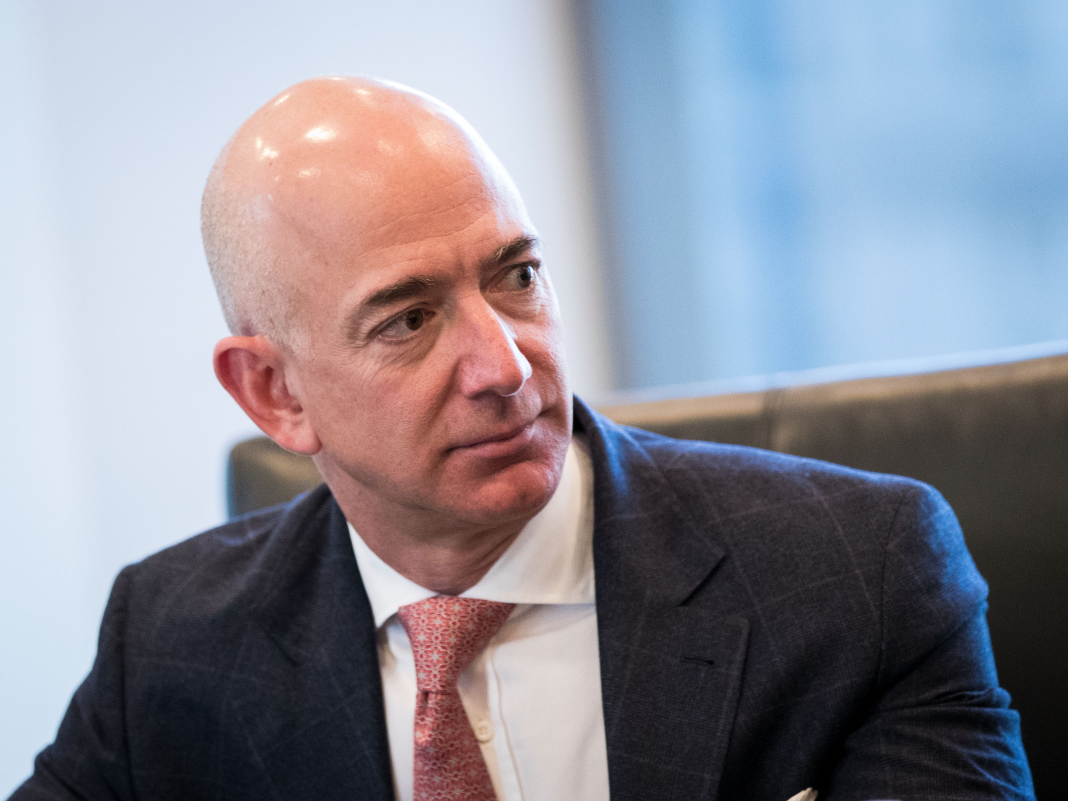 Jeff Bezos: Today's web is a 'verification predisposition device' that might assist autocratic routines (AMZN)