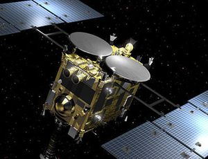 Hayabusa 2 hold-ups asteroid goal since it's so rocky