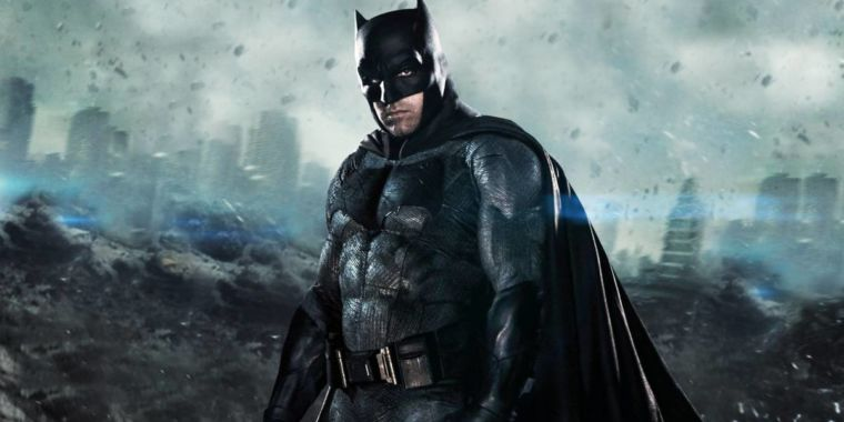 Ars on your lunch break: Believing in public and battling with Batman