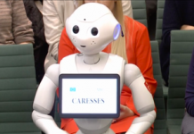 Pepper the robotic tells politicians why robots' time is upon us