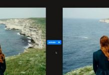 Adobe Moving Stills tech includes 3D electronic camera movement to still images