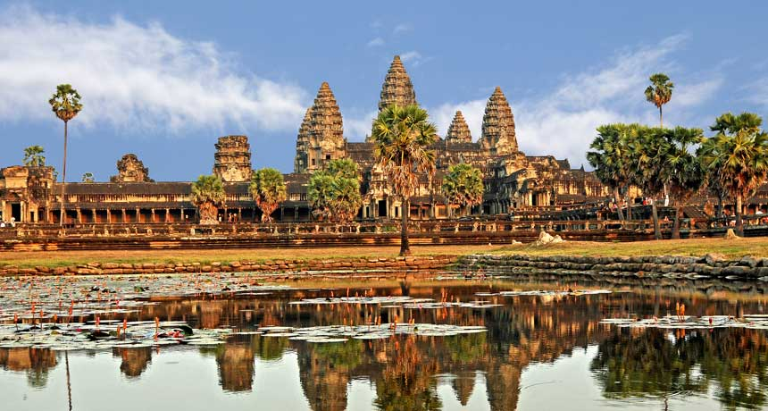 The water supply that assisted Angkor increase might have likewise brought its fall