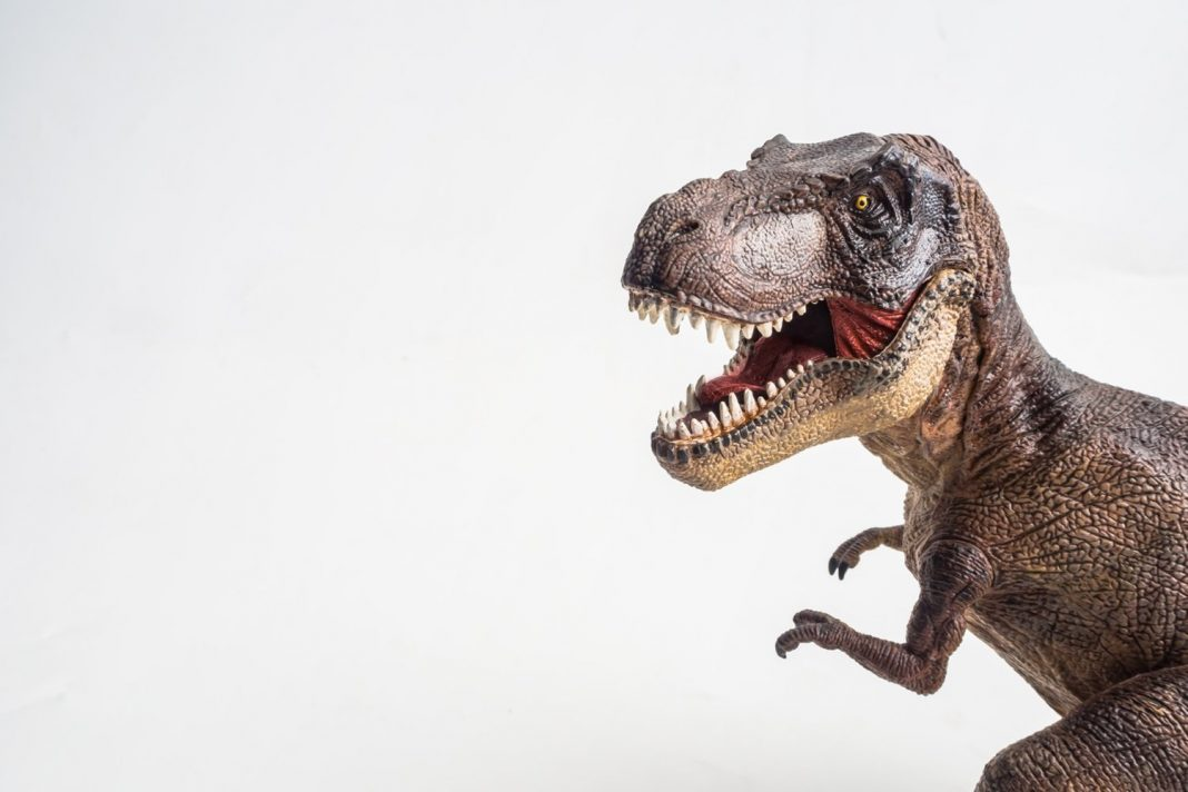 Hail the Lizard King. T. Rex's Puny Arms Worked After All.