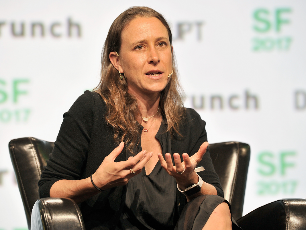 The CEO of Silicon Valley DNA screening start-up 23 andMe shares the health item she wants to offer next