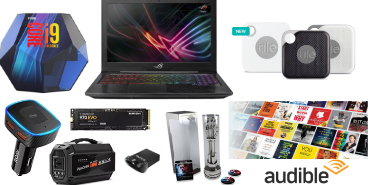 Dealmaster: Hot offers on an Asus ROG video gaming laptop computer and more