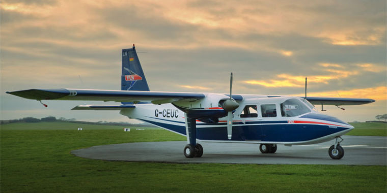 Orkney Islands paths are front-runners for very first business electrical flights