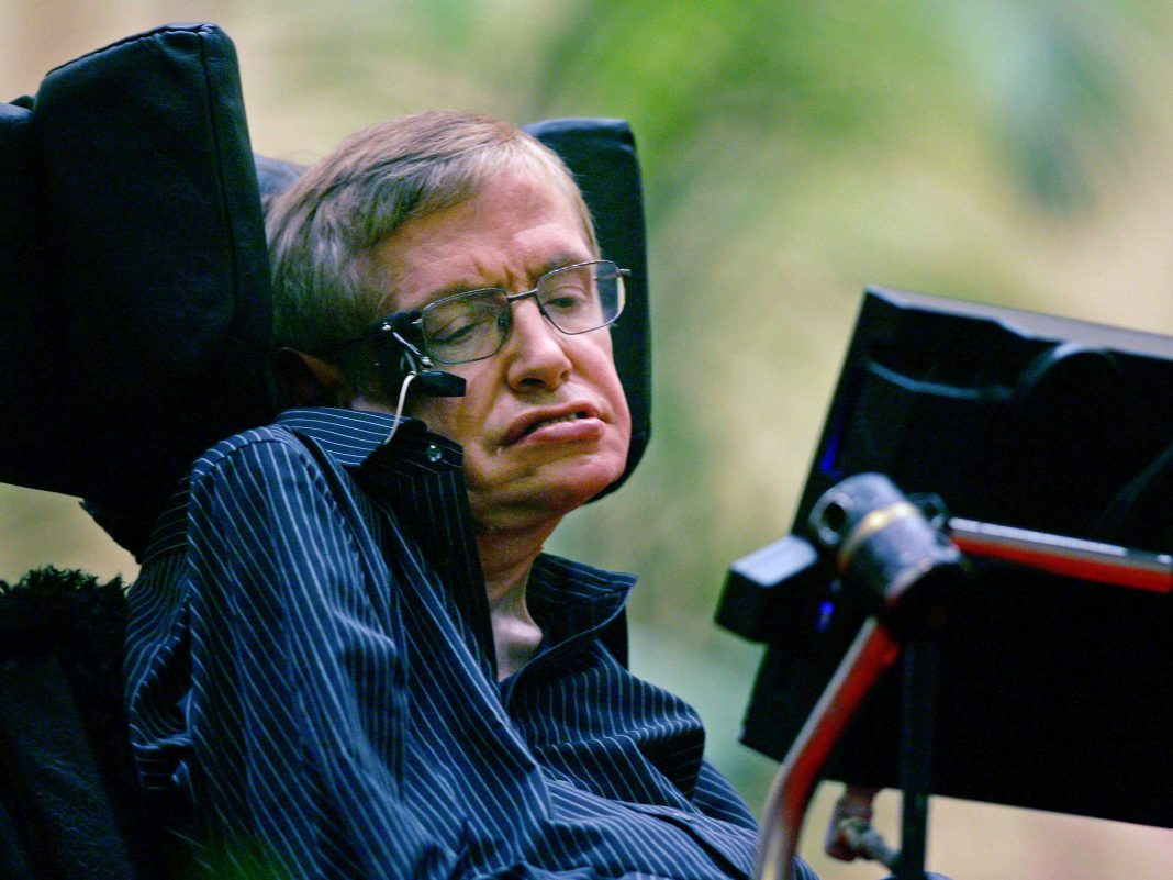 Stephen Hawking: Human beings require to leave Earth or run the risk of being obliterated by nuclear war or environment modification