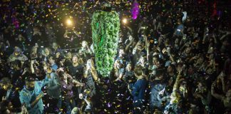 Fans Commemorate Cannabis Legalization in Canada. Critics State it Might All Go to Pot.