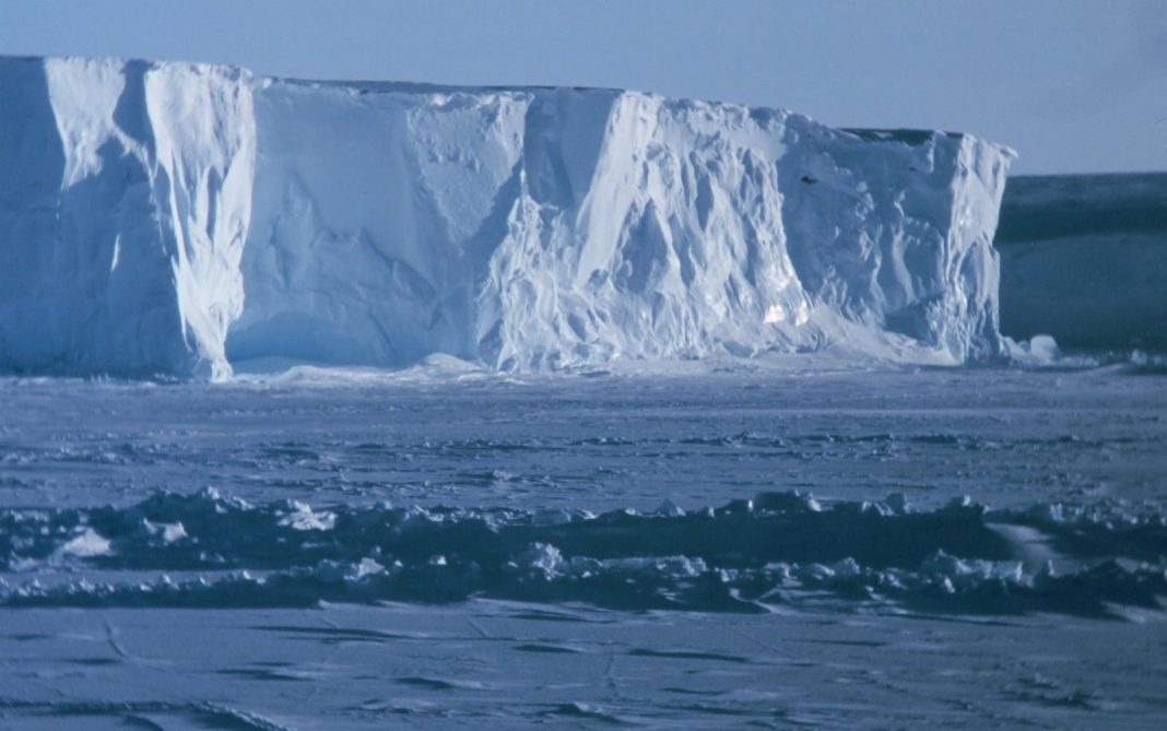Shhh … The Ice in Antarctica Is 'Singing'