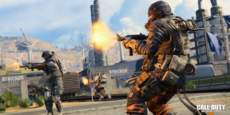 Call of Responsibility: Black Ops 4 evaluation: Dry run, now with fight royale!
