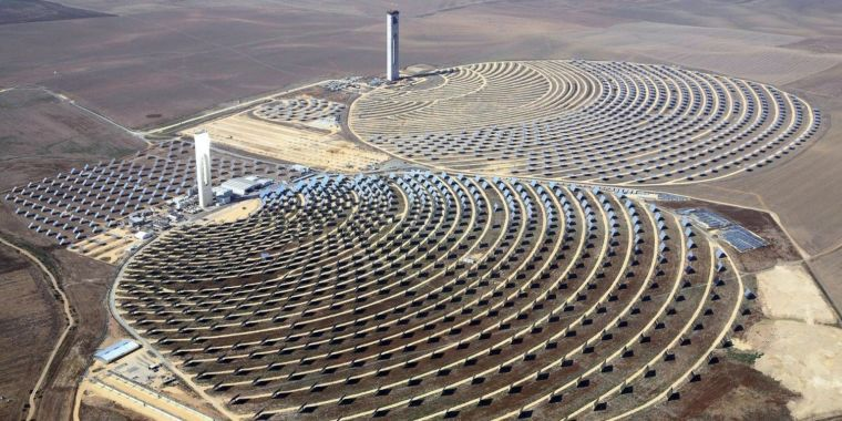 New product might up effectiveness of focused solar energy