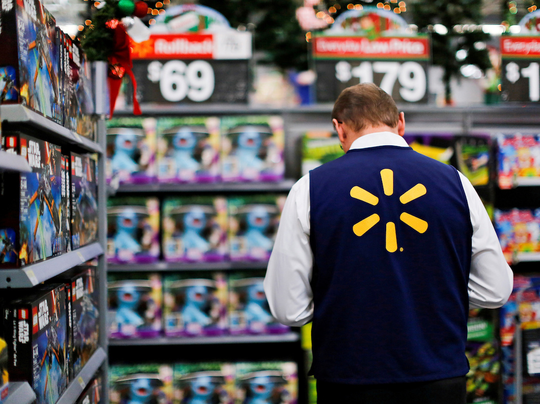 Walmart made a video game that lets you see what it resembles to operate at among their shops– here's how to play (WMT)
