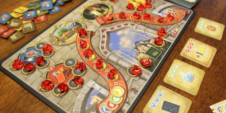 Evaluation: Istanbul: The Dice Video game rules the marketplace
