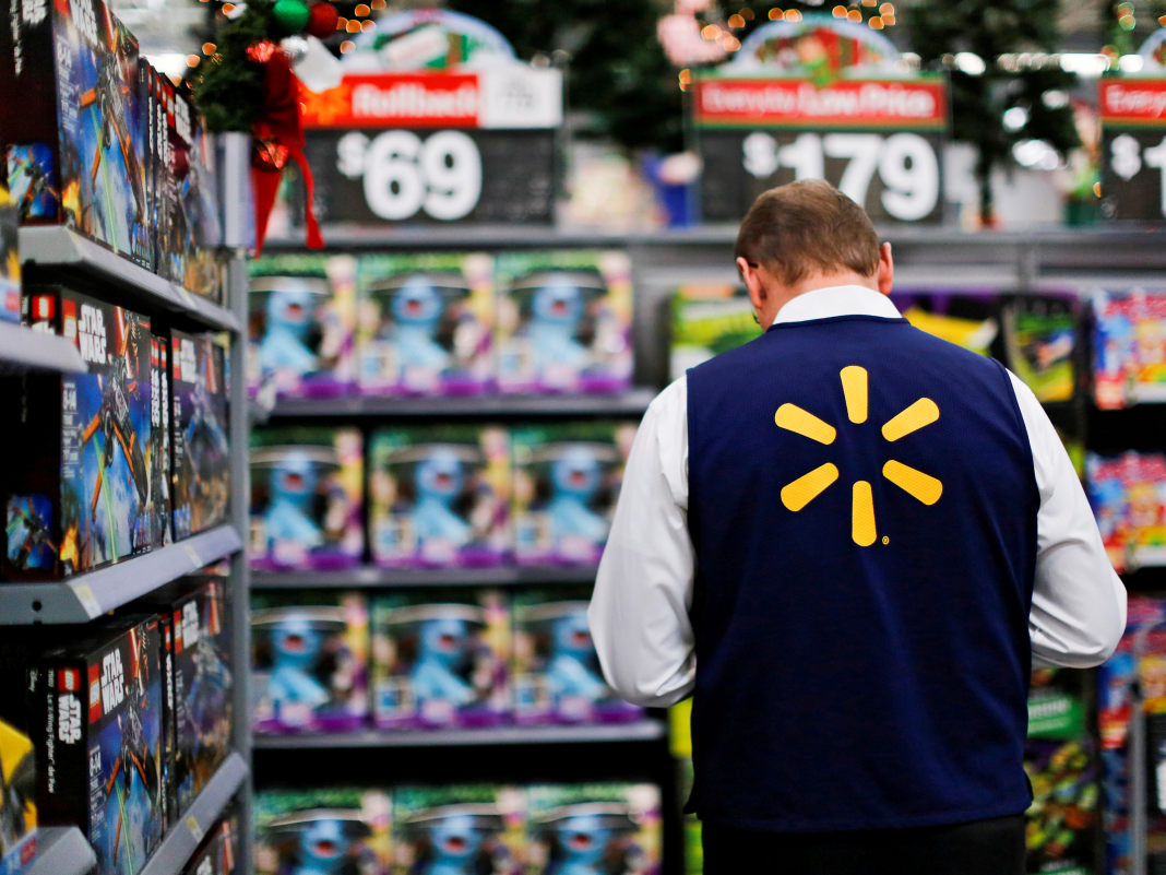 'None people wishes to be Sears': A Walmart officer discusses why the merchant will be making more 'aggressive' strides into health care (WMT)