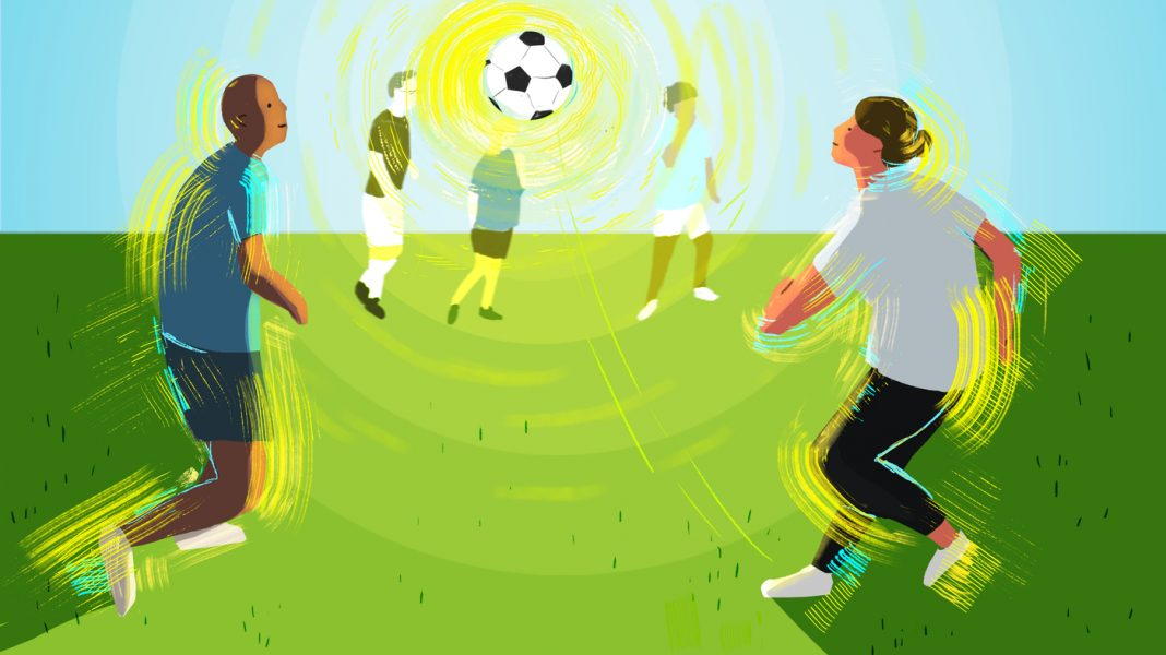 A New Prescription For Anxiety: Sign Up With A Group And Get Sweaty