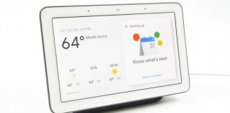 Google House Center evaluation– Remarkable hardware for Google's nascent wise screen software application