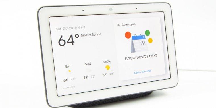 Google House Center evaluation– Remarkable hardware for Google's nascent wise screen software application
