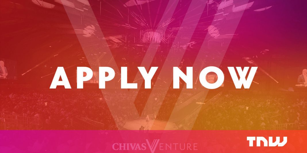 Start-ups that mix earnings with function can use to win a share of $1 million in financing at Chivas Endeavor 2019