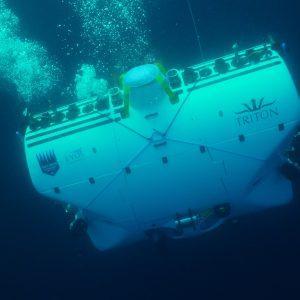 This Titanium Submersible Will Program You The Ocean Flooring In 3D