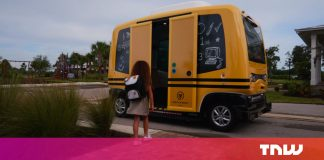 Feds closed down inexpedient driverless school bus tests in Florida