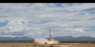 Exos Aerospace Finishes Effective Introduce Test of Their SARGE Rocket