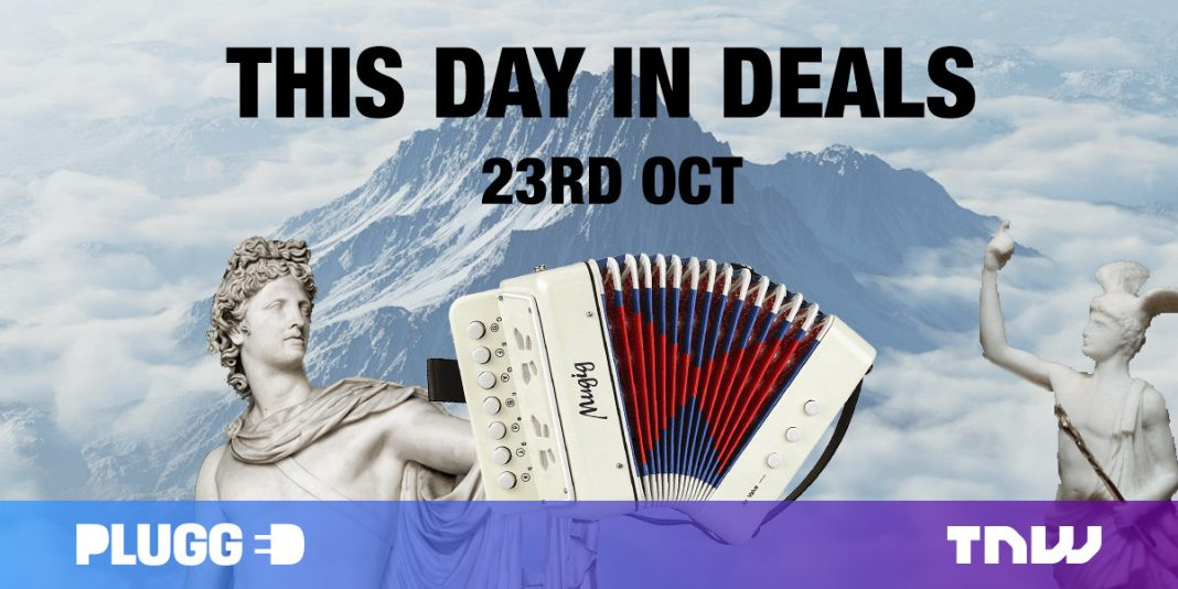 This Day in Offers: Commemorate Strange Al's birthday by purchasing an accordion