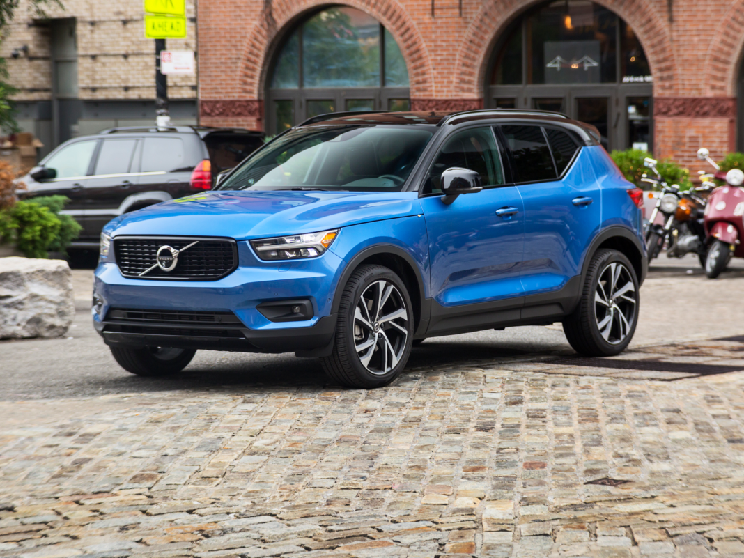 I drove a $46,000 Volvo XC40 T5 R-Design SUV to see how it compares to BMW and Audi– here's the decision