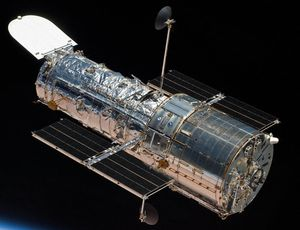 NASA might have repaired the Hubble Telescope the method you repair your router