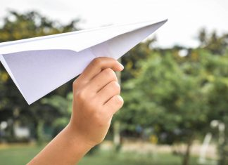 Present Your Kid to This Database of Paper Airplanes