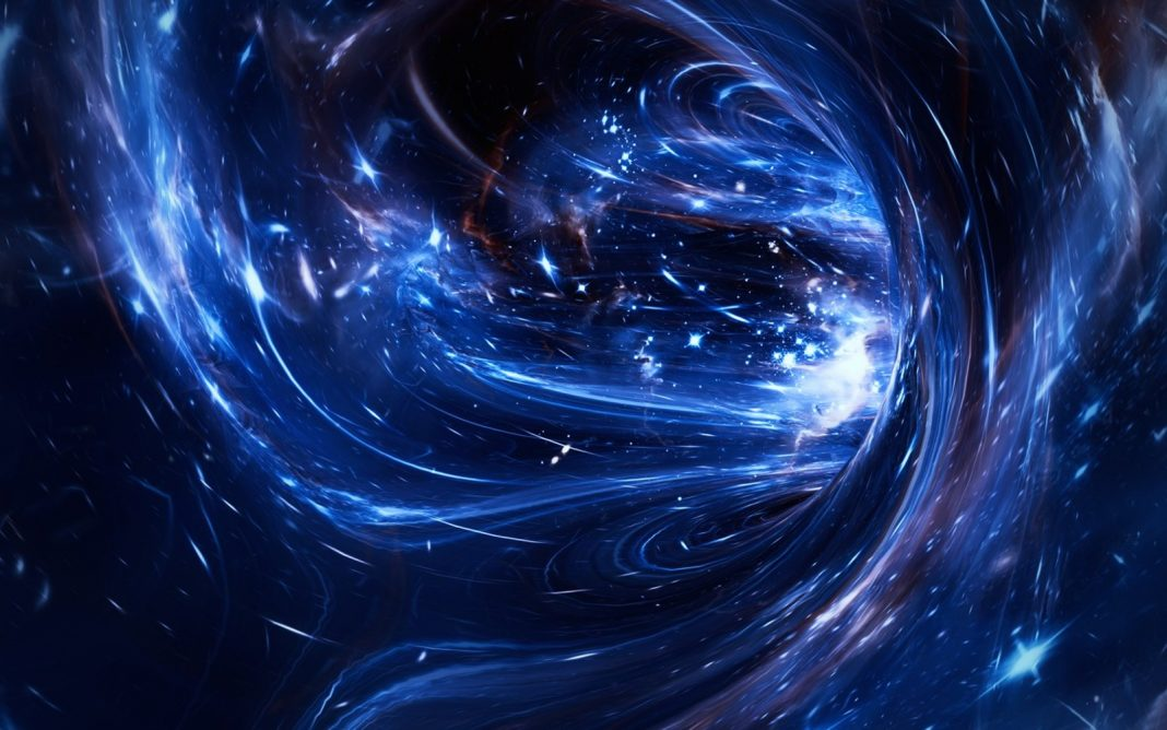 Could Misbehaving Neutrinos Explain Why deep space Exists?