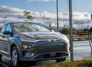 The brand-new 2019 Hyundai Kona EV is a smart little electrical crossover