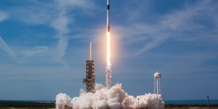 SpaceX authorities states business ready to introduce a Falcon 9 for the 3rd time