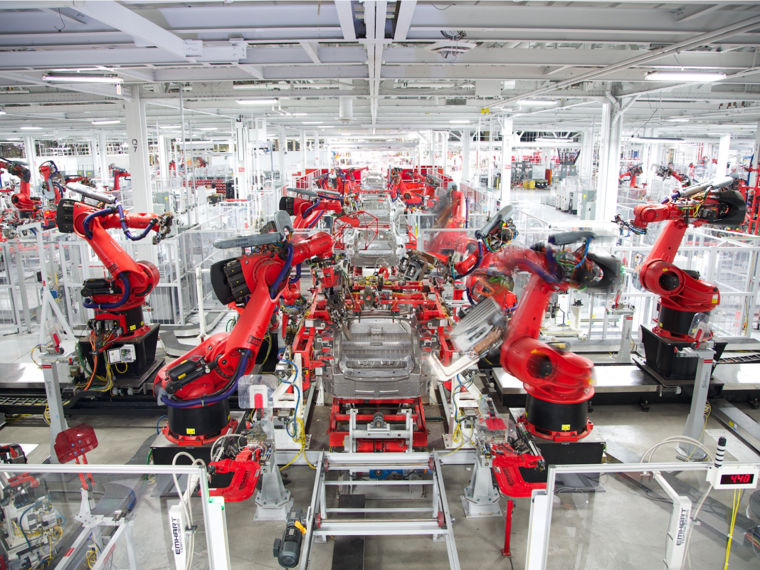 Tesla made 5,300 Design threes throughout the recently of Q3– however it stated it would make 6,000 weekly by the end of August (TSLA)