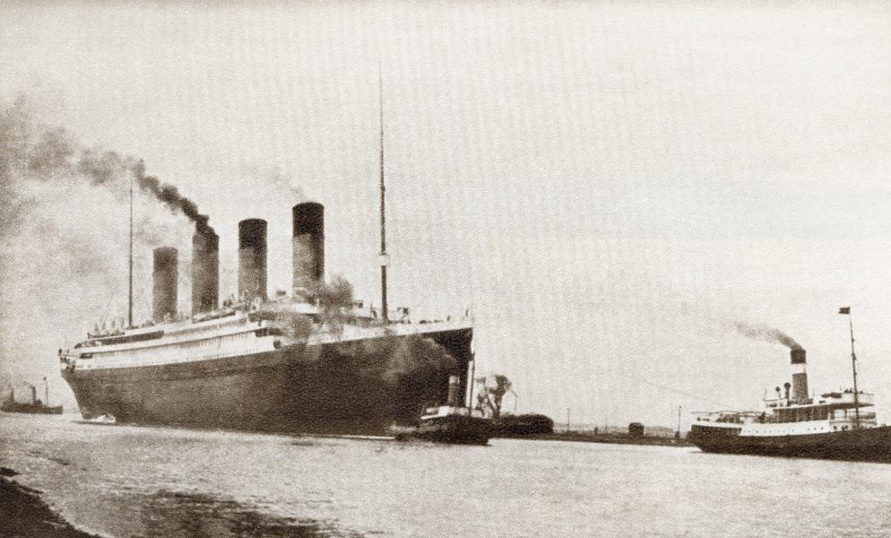 Really, Titanic II Might Need To Dodge Lots Of Icebergs On Its Maiden Trip Throughout The Atlantic