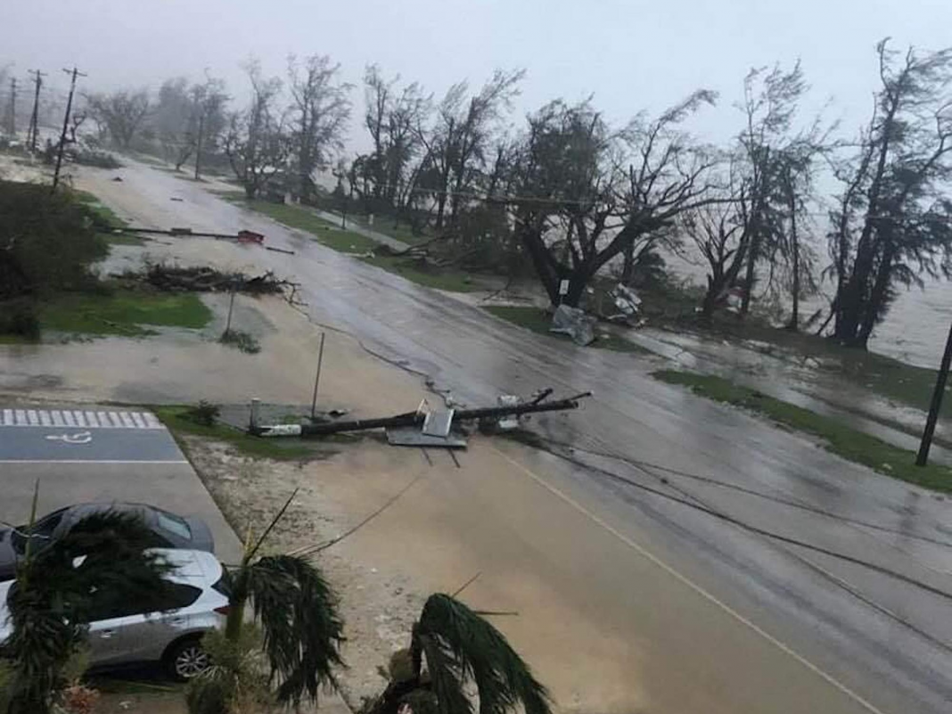 31 pictures reveal the destruction in the Northern Mariana Islands after Super Tropical cyclone Yutu made a direct hit as a Classification 5 storm