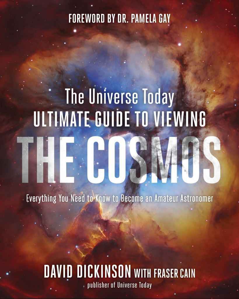Our New Book is Out! Whatever You Required to Know to End Up Being an Amateur Astronomer