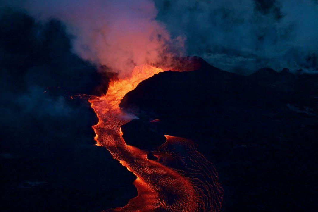 A New Report Ranks America's Many Threatening Volcanoes. Here Are The Truths