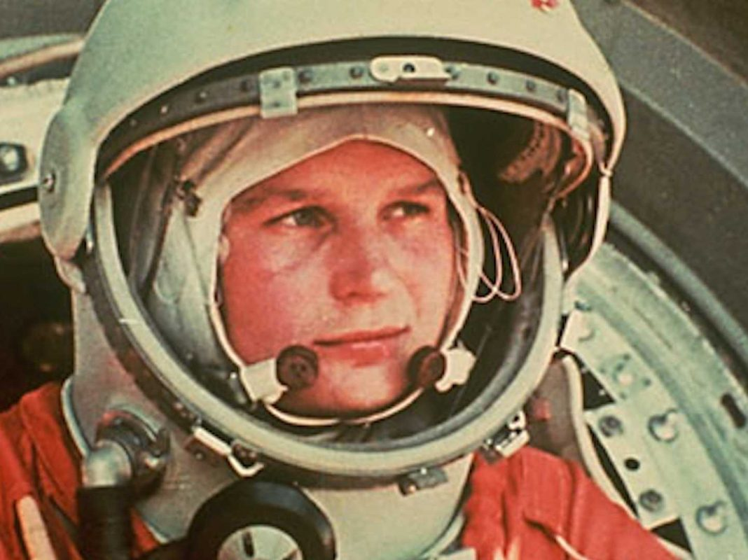 The very first lady in area practically didn't make it back to Earth and she needed to keep it a trick for 30 years