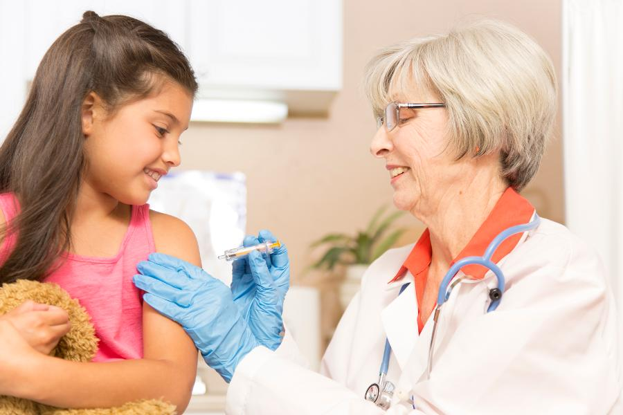 What Getting The Influenza Vaccine Every Year Does To Your Resistance