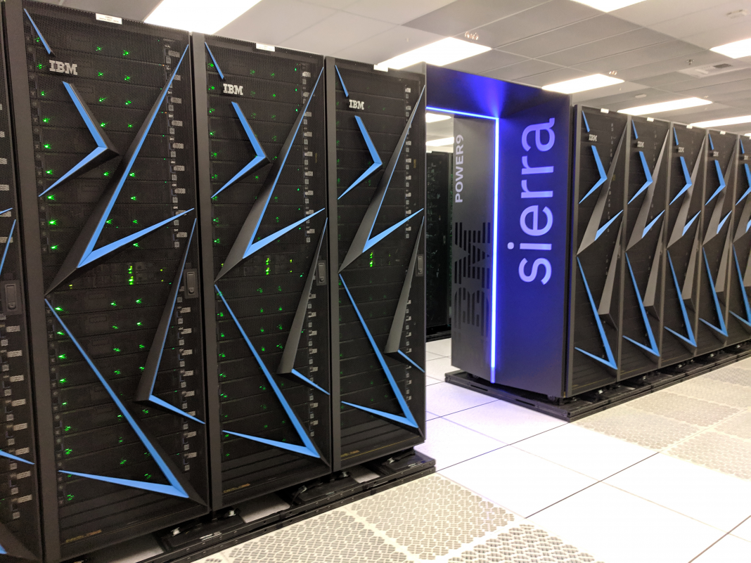 The 3rd most effective supercomputer on the planet was switched on at a classified federal government laboratory in California– Here's what the 7,000 square foot 'tiny city' of processing power resembles up close