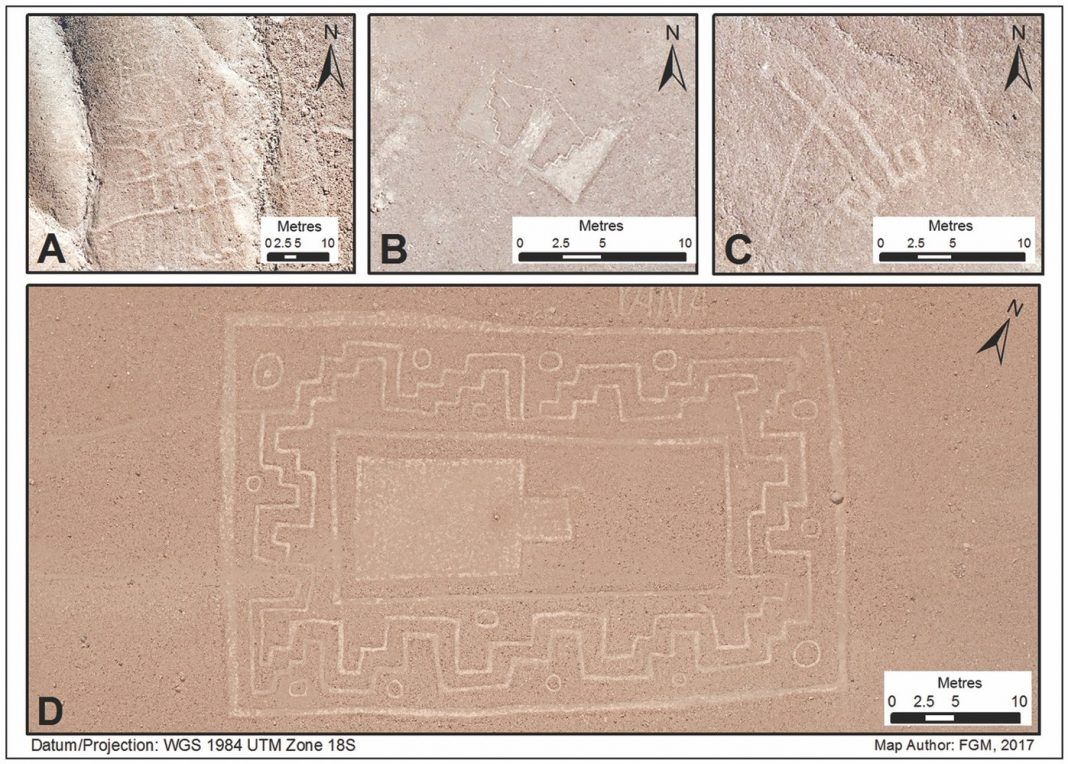 Pictures: Circular Geoglyphs Found in Peru's Sihuas Valley