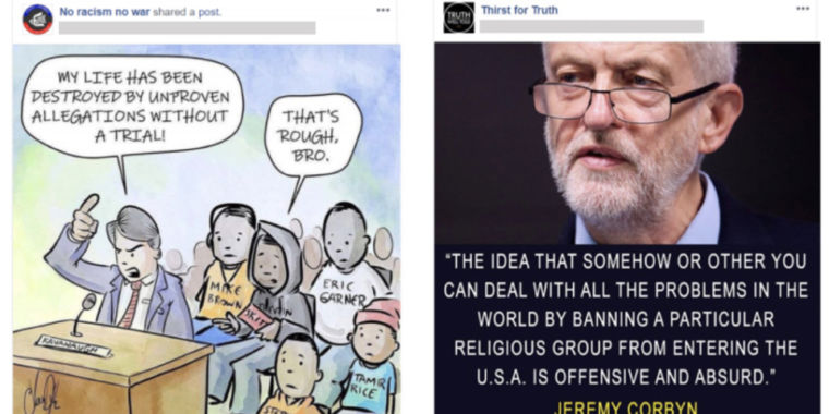 """Facebook yanks content connected to Iranian effort due to """"inauthentic habits"""""""