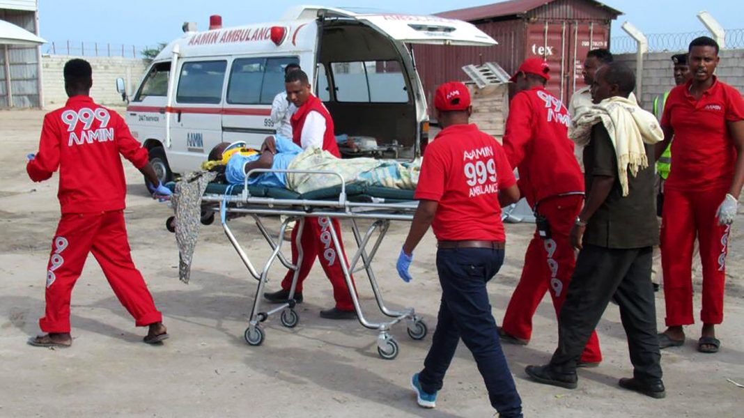 Clients In Wheelbarrows Motivated Him To Start A Free Ambulance Service