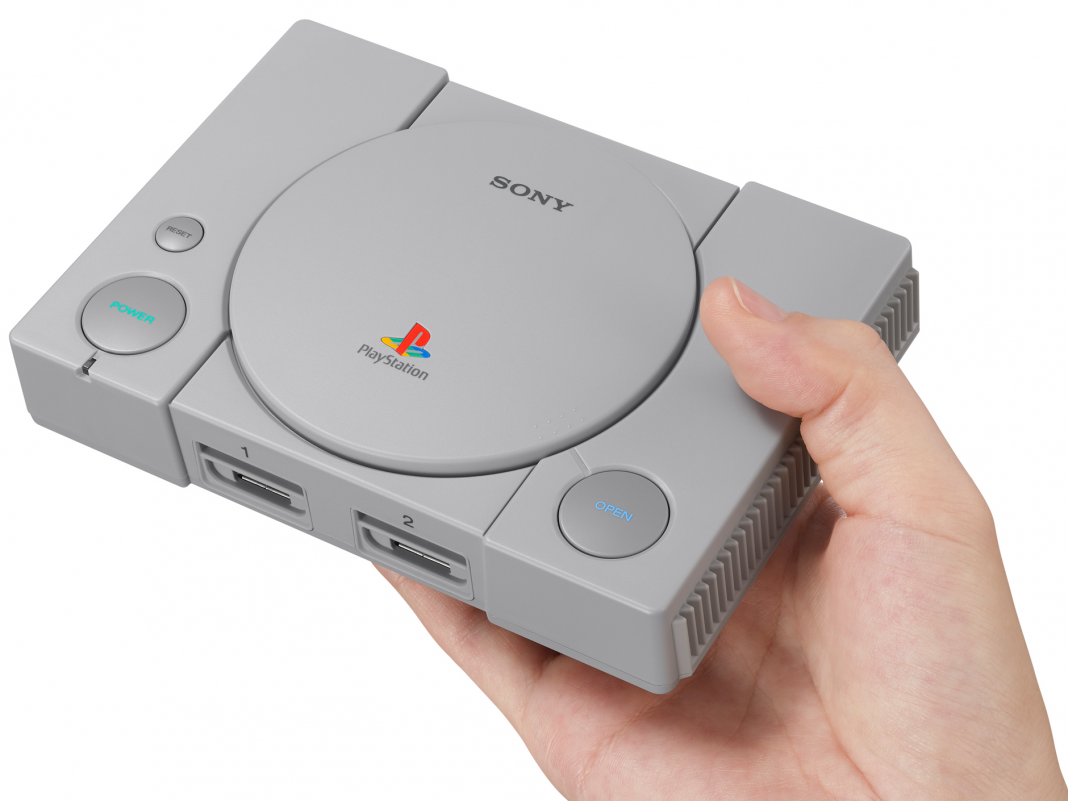 A $100 mini variation of the initial PlayStation is on the method with 20 video games crammed in– see it in action right here