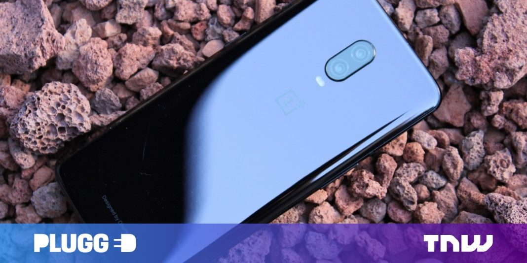 The OnePlus 6T is simply a OnePlus 6 in camouflage